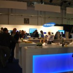 Samsung stand 2011